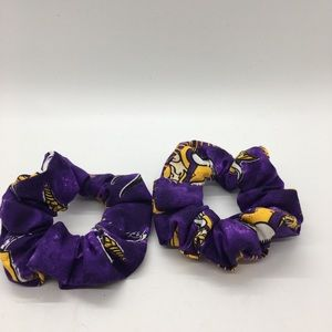 Minnesota Vikings Scrunchies 2